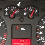 Sobrecalentamiento del motor del coche